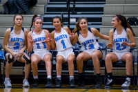 Gallery: Girls Basketball Lakeside @ Interlake